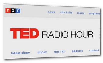 Info on TED radio